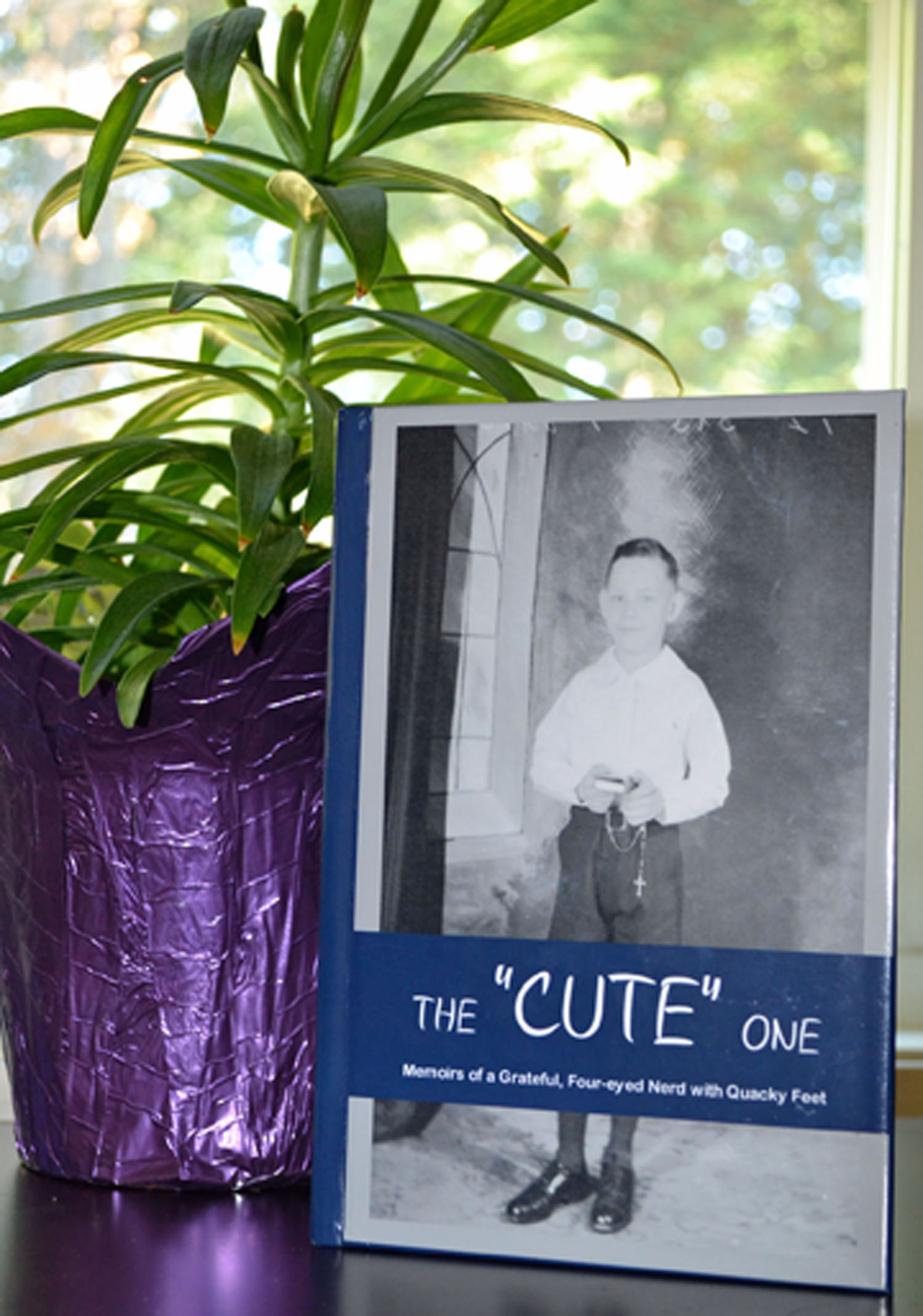 The Cute One book by Alfred J. Ewald