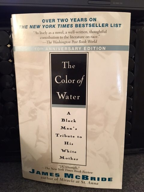 Memoir Musings >The Color of Water: A Black Man\'s Tribute to His ...