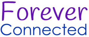 2018 Forever Connected Stacked PNG